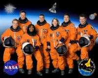 STS-120 Official NASA Crew Portrait